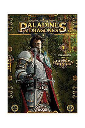 DUNGEON TWISTER: PALADINES & DRAGONES  - JUEGO DE TABLERO
