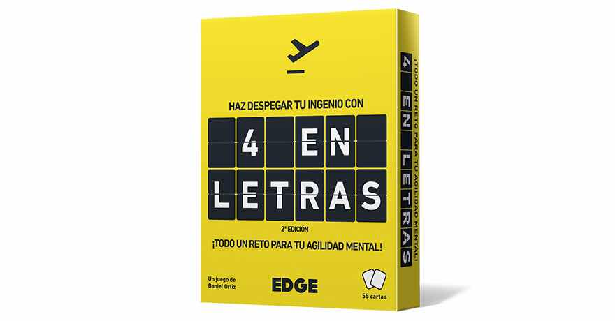 4 EN LETRAS