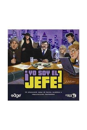 ¡YO SOY EL JEFE! - JUEGO DE TABLERO
