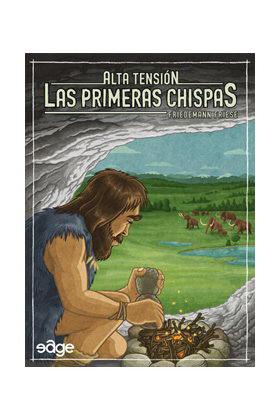 ALTA TENSION: LAS PRIMERAS CHISPAS - JUEGO DE TABLERO
