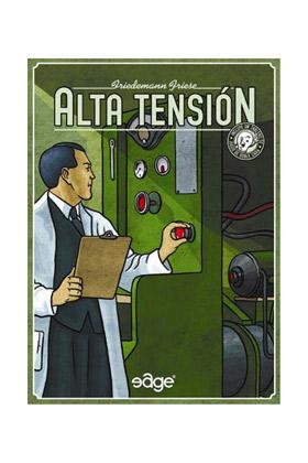 ALTA TENSION - JUEGO DE TABLERO