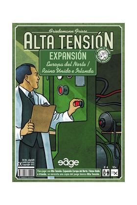 ALTA TENSION - EXPANSION EUROPA DEL NORTE / REINO UNIDO E IRLANDA