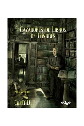 RASTRO DE CTHULHU: CAZADORES DE LIBROS DE LONDRES