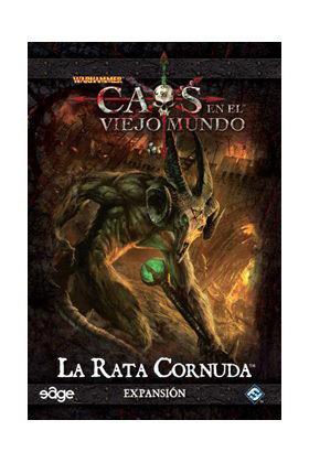 WARHAMMER: CAOS EN EL VIEJO MUNDO - LA RATA CORNUDA