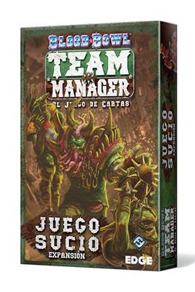 BLOOD BOWL: TEAM MANAGER - JUEGO SUCIO