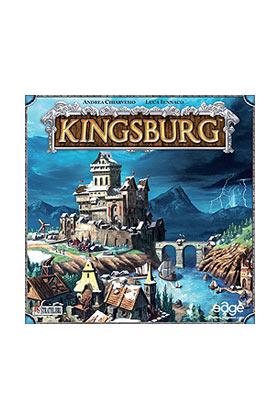 KINGSBURG - JUEGO DE TABLERO