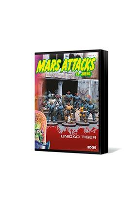 MARS ATTACKS: UNIDAD TIGER