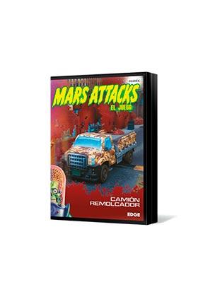 MARS ATTACKS: CAMION REMOLCADOR