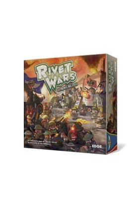 RIVET WARS. EL FRENTE DEL ESTE