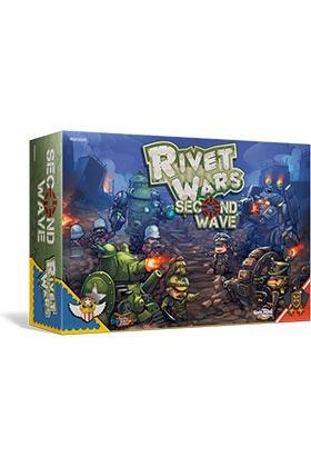 RIVET WARS. SECOND WAVE