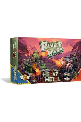 RIVET WARS. HEAVY METAL