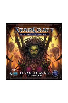 STARCRAFT: BROOD WAR EXPANSION - JUEGO DE TABLERO