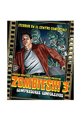 ZOMBIES!!! 3 - COMPRADORES CONVULSIVOS  - EXPANSION