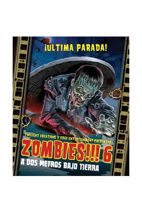 ZOMBIES!!! 6 - A DOS METROS BAJO TIERRA  - EXPANSION