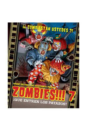 ZOMBIES!!! 7 - ¡QUE ENTREN LOS PAYASOS! - EXPANSION
