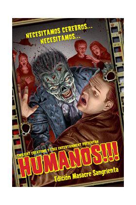 HUMANOS!!! - JUEGO DE TABLERO