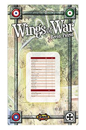 WINGS OF WAR: RECON PATROL - AMPLIACION