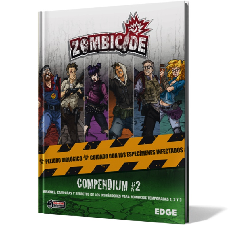 ZOMBICIDE COMPENDIUM #2
