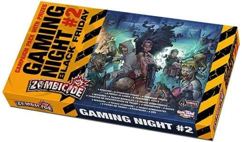 GAMING NIGHT #2: BLACK FRIDAY