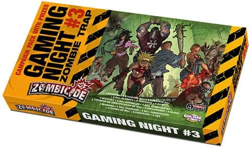 GAMING NIGHT #3: ZOMBIE TRAP