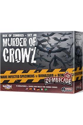 ZOMBICIDE. MURDER OF CROWZ