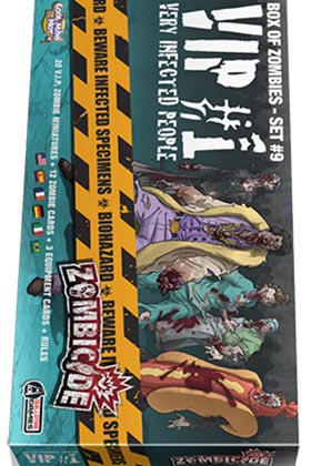 ZOMBICIDE. VIP: VERY INFECTED PEOPLE #1