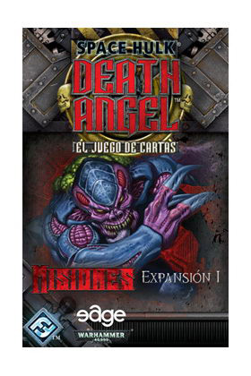 SPACE HULK: DEATH ANGEL - MISIONES EXPANSION 1 - PRINT ON DEMAND