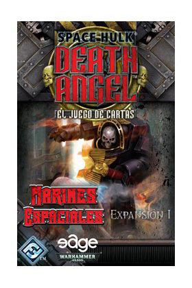 SPACE HULK: DEATH ANGEL - MARINES EXPANSION 1 - PRINT ON DEMAND