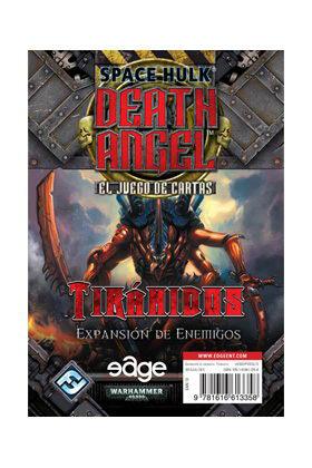 SH:DEATH ANGEL - EXPANSION DE ENEMIGOS: TIRANIDOS - PRINT ON DEMAND