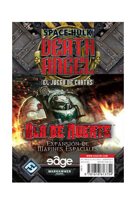 SH:DEATH ANGEL - MARINES EXPANSION : ALA DE MUERTE - PRINT ON DEMAND