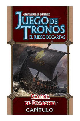 JDT LCG MADMA - CACERIA DE DRAGONES