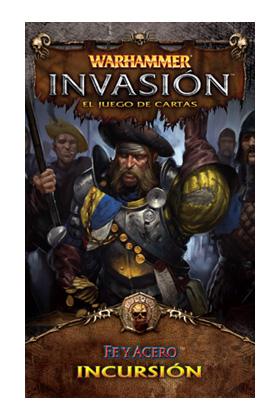WARHAMMER: INVASION LCG - FE Y ACERO