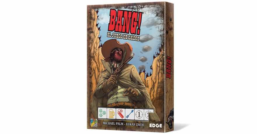 BANG!: EL JUEGO DE DADOS