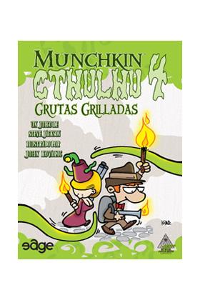 MUNCHKIN CTHULHU 4 - GRUTAS GRILLADAS - JCNC
