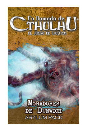 CTHULHU LCG - SO - MORADORES DE DUNWICH