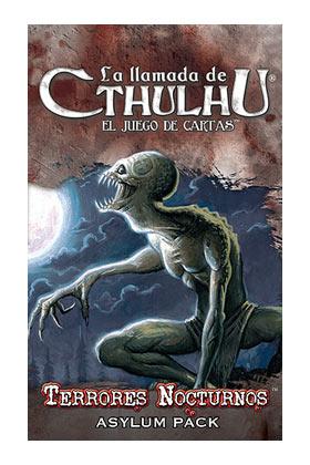 CTHULHU LCG - TERRORES NOCTURNOS - ASYLUM PACK 3