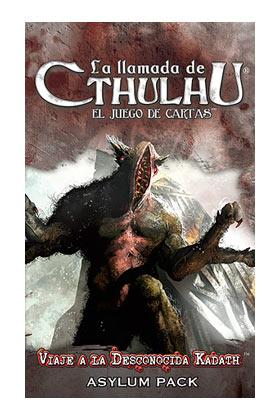 CTHULHU LCG - VIAJE A LA DESCONOCIDA KADATH - ASYLUM PACK 6
