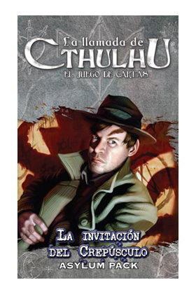 CTHULHU LCG - LA INVITACION DEL CREPUSCULO - ASYLUM PACK 1