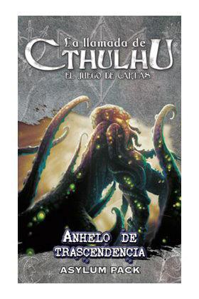 CTHULHU LCG - ANHELO DE TRASCENDENCIA - ASYLUM PACK 4