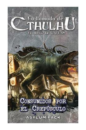 CTHULHU LCG - CONSUMIDOS POR EL CREPUSCULO - ASYLUM PACK 6