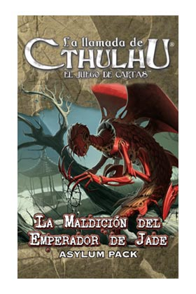CTHULHU LCG - RDP - LA MALDICION DEL EMPERADOR DE JADE