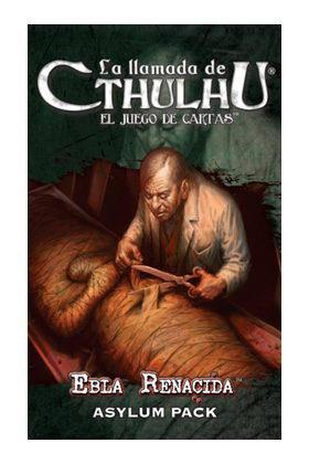 CTHULHU LCG - EBLA RENACIDA -  ASYLUM PACK