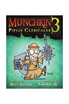 MUNCHKIN3: PIFIAS CLERICALES