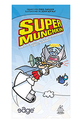 SUPER MUNCHKIN - JCNC