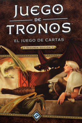 JUEGO DE TRONOS 2ª EDICION LCG - CAJA BASICA
