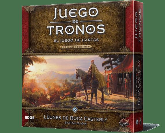 JDT 2ª EDICION LCG - LEONES DE ROCA CASTERLY