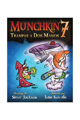 MUNCHKIN7: TRAMPAS A DOS MANOS