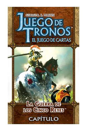 JDT LCG CDA - LA GUERRA DE LOS CINCO REYES