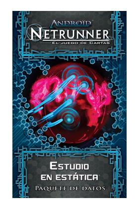 ANDROID NETRUNNER LCG CGE - ESTUDIO EN ESTATICA