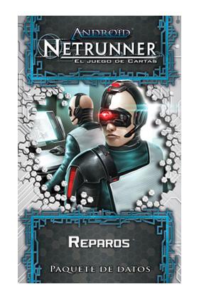 ANDROID NETRUNNER LCG CGE - REPAROS
